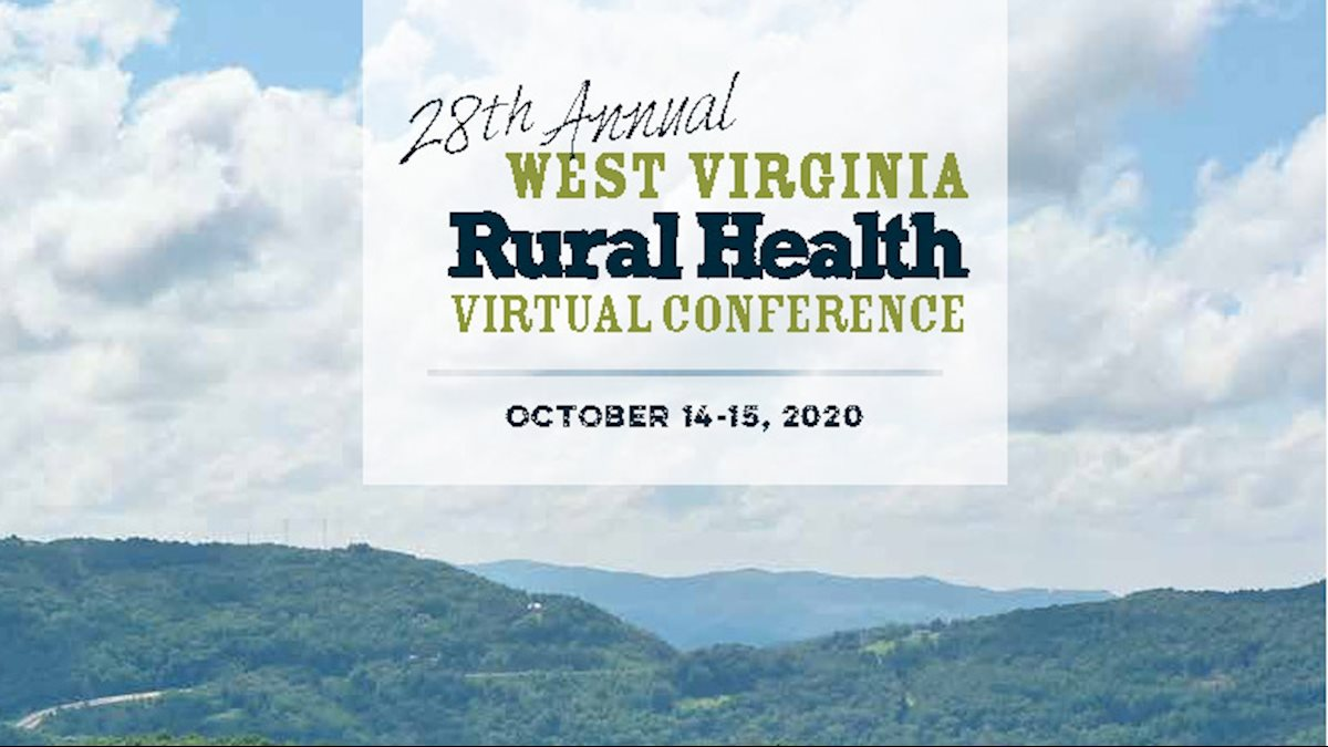 School of Public Health students and faculty to present during the 2020 West Virginia Rural Health Conference