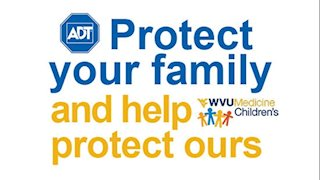 ADT Home Security Partnering with WVU Medicine Children's