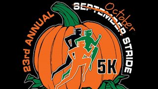 Annual September 5K strides into October