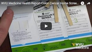 Are you unable to undergo an invasive procedure? Home tests are available for colon cancer screening