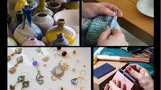Art in the Libraries seeking submission for craftwork exhibit