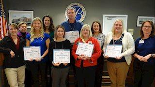 Berkeley County schools awarded 2015 physical activity mini-grants