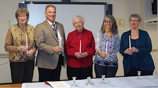 Berkeley Medical Center Auxiliary installs officers