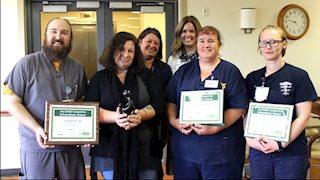 Berkeley Medical Center names Daisy Award winner