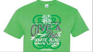 Blood drive at J.W. Ruby Memorial Hospital March 15