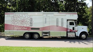Bonnie's Bus to offer mammograms in Hundred, Blacksville, Clarksburg, and Shinnston
