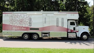 Bonnie's Bus to offer mammograms in Weston, Mill Creek, Belington, Buckeye, Greenbank, and Rowlesburg