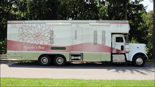 Bonnie's Bus to offer mammograms in Weston, Mill Creek, Belington, Marlinton, Buckeye, and Green Bank