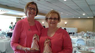 Breast cancer survivors celebrate life