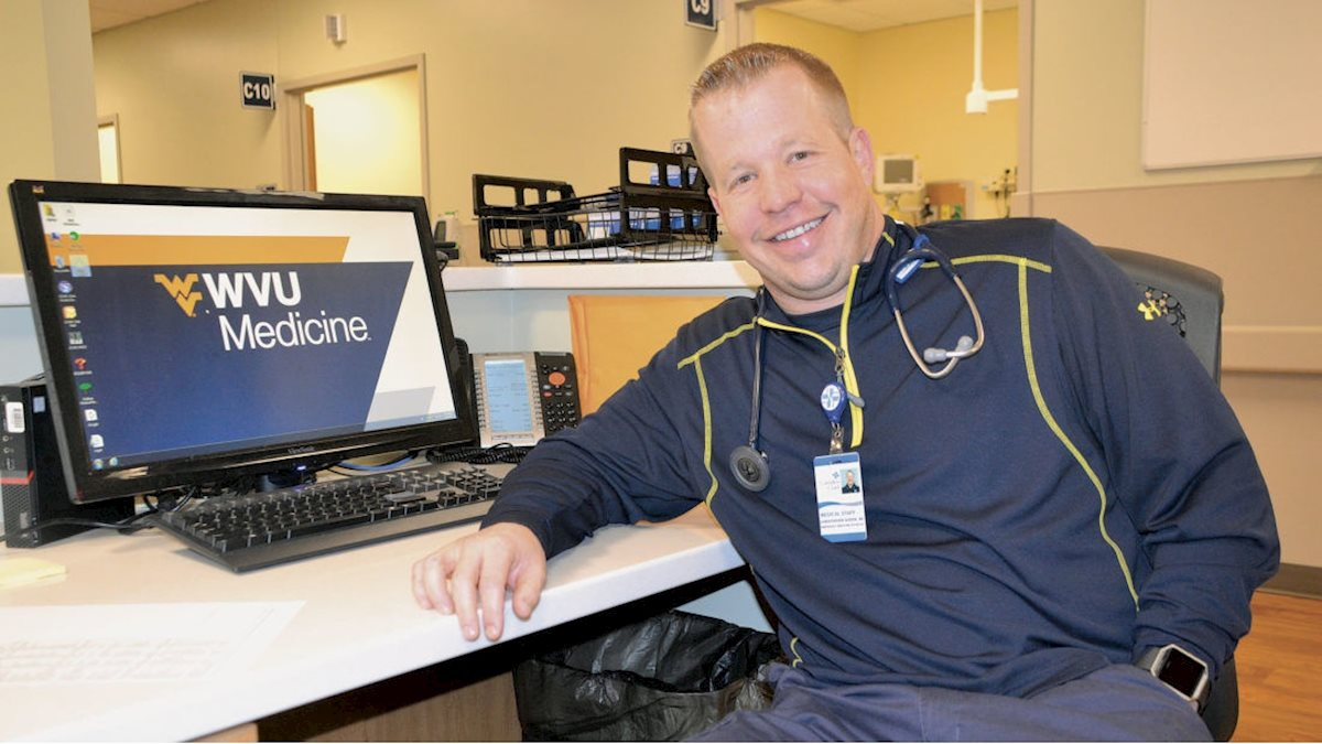 Bridgeport resident Dr. Chris Goode is shaping the future of health-care in West Virginia