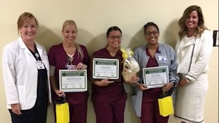 Busy Bee Award winners announced at Berkeley Medical Center