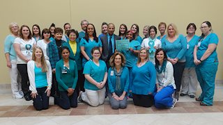 "Cancer Institute program designates January 12 ""Wear Teal Day"""
