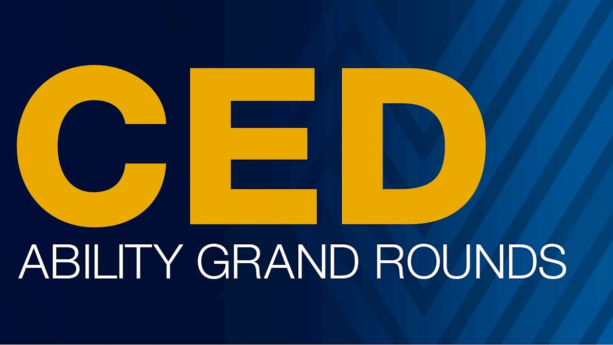 CED September Grand Rounds