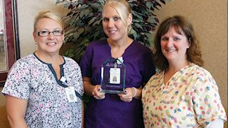 Cheat Lake Physicians wins statewide award for up-to-date immunizations