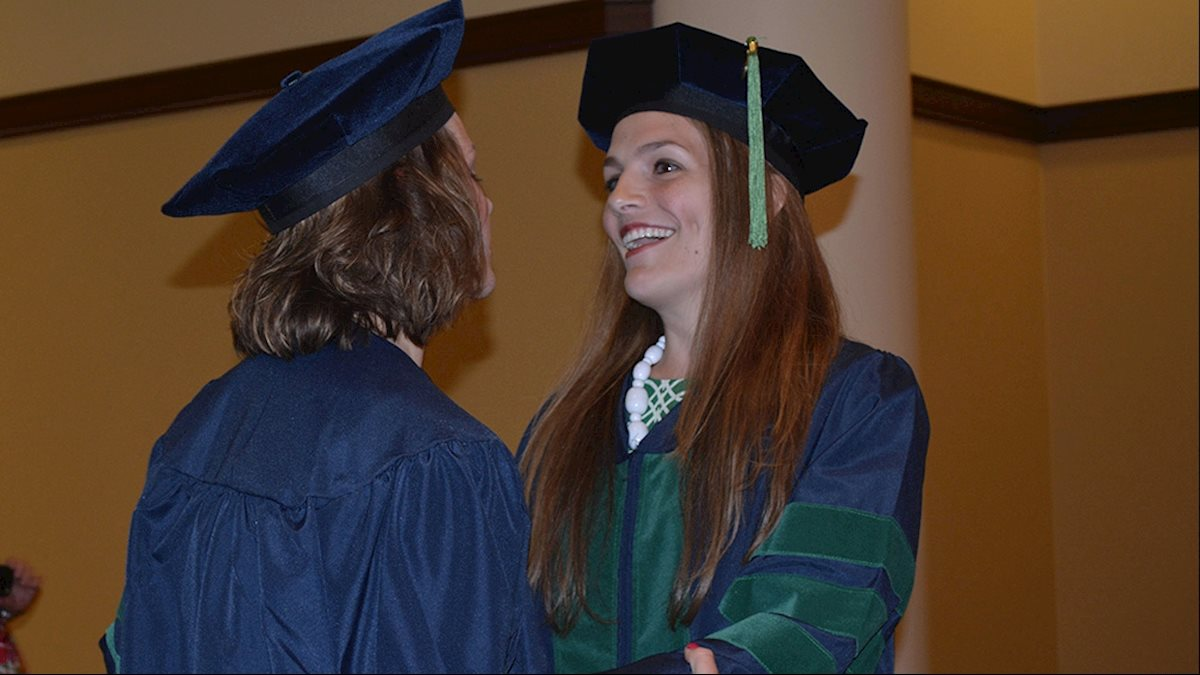 Commencement ceremony planned for School of Medicine's M.D. program