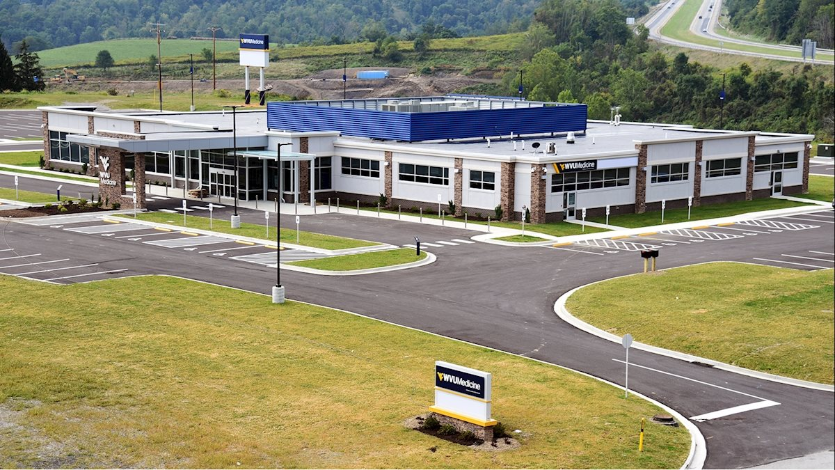 Community Day celebration planned at new WVU Medicine Waynesburg clinic