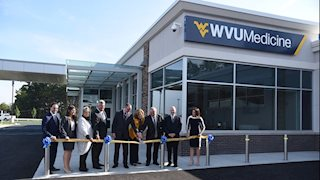 Community invited to open house at new WVU Medicine clinic in Fairmont