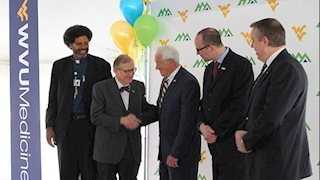 Davis Health System and WVU Medicine celebrate partnership