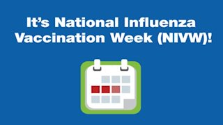 December 6-12 is National Influenza Vaccine Week