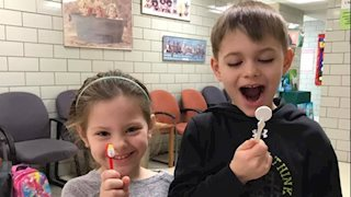 WVU dental school helps give kids a smile