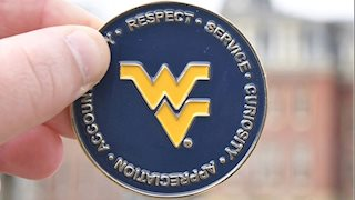 Dental school recognizes employees who exhibit Mountaineer values