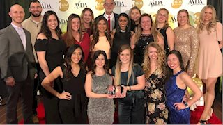 Dental students win gold, represent WVU on national level for the first time