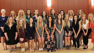 Department of Dental Hygiene celebrates upcoming graduates and leaders