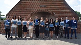 Department of Microbiology, Immunology and Cell Biology students present posters at 2018 Summer Undergraduate Research Symposium
