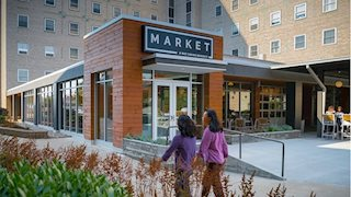 Dining options expand at Health Sciences