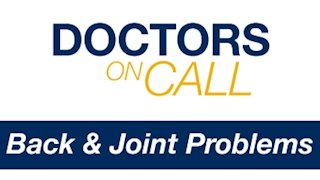 """Doctors on Call"" show to focus on back and joint problems"