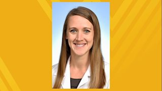 Dr. Allison Bardes joins the WVU Eye Institute