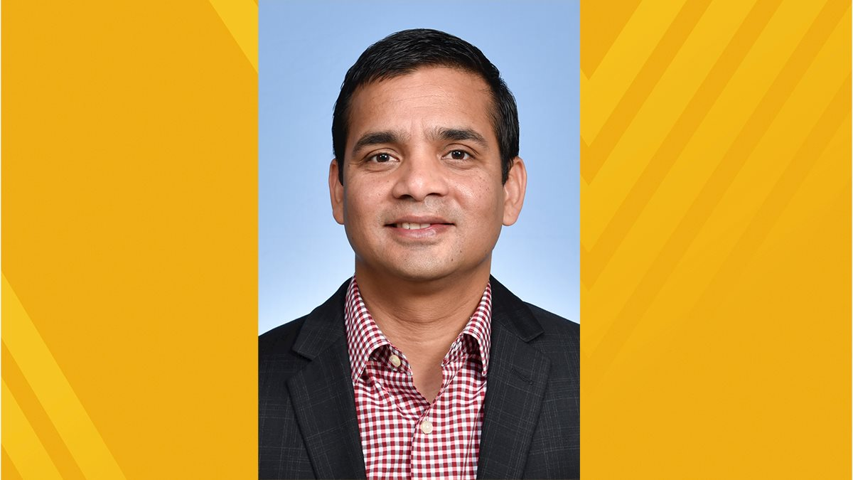 Dr. Aniket Saoji Named Director of Audiology, WVU Department of Otolaryngology