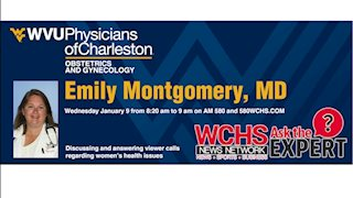 Dr. Emily Montgomery on WCHS Ask the Expert