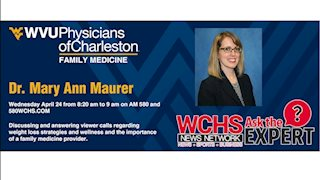 """Dr. Maurer to be featured on WCHS """"Ask the Expert"""""""