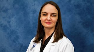Dr. Rayan Ihle named Fellowship Director for new Pulmonary Critical Care Medicine fellowship