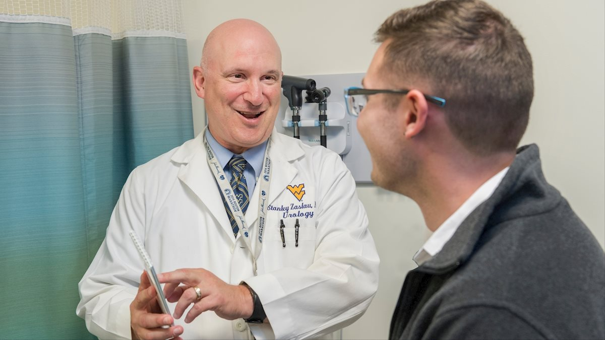 Dr. Stanley Zaslau to lead School of Medicine's Department of Urology