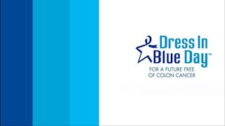 Observe Colorectal Cancer Awareness Month with Dress in Blue Day