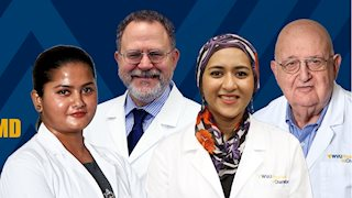 Drs. Jeremy Soule and Maryam Taufeeq Join WVU Physicians of Charleston Internal Medicine Endocrinology