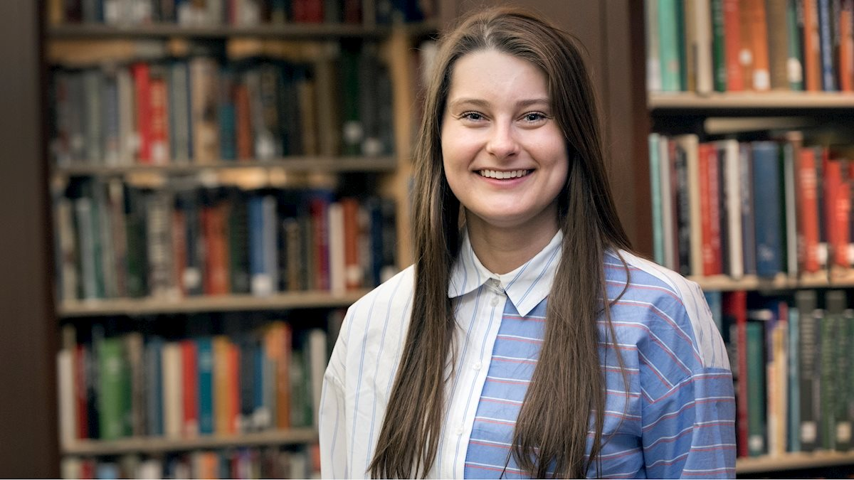 Exercise physiology student named 2018-19 Fulbright Scholar