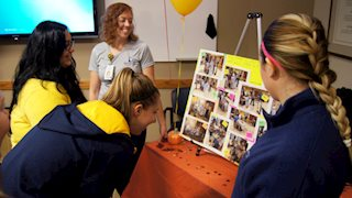 'Fall into Safety' fair features interactive learning stations