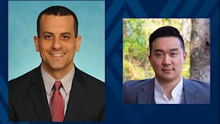 Feyko and Hwang accepted into WVU Vascular Surgery Fellowship