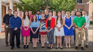 First-year medical students participate in summer research program at WVU