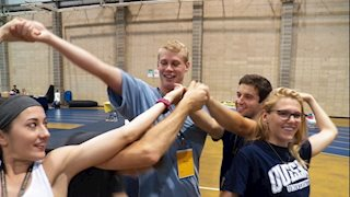 First Year WVU Medical Students Attend Fun Day of New Skills and New Friends