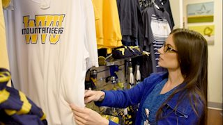 Football Friday sale offers 20 percent off WVU gear; game day tent sale returns