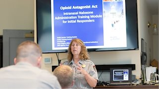 Free Dual Opioid Training Sessions Available