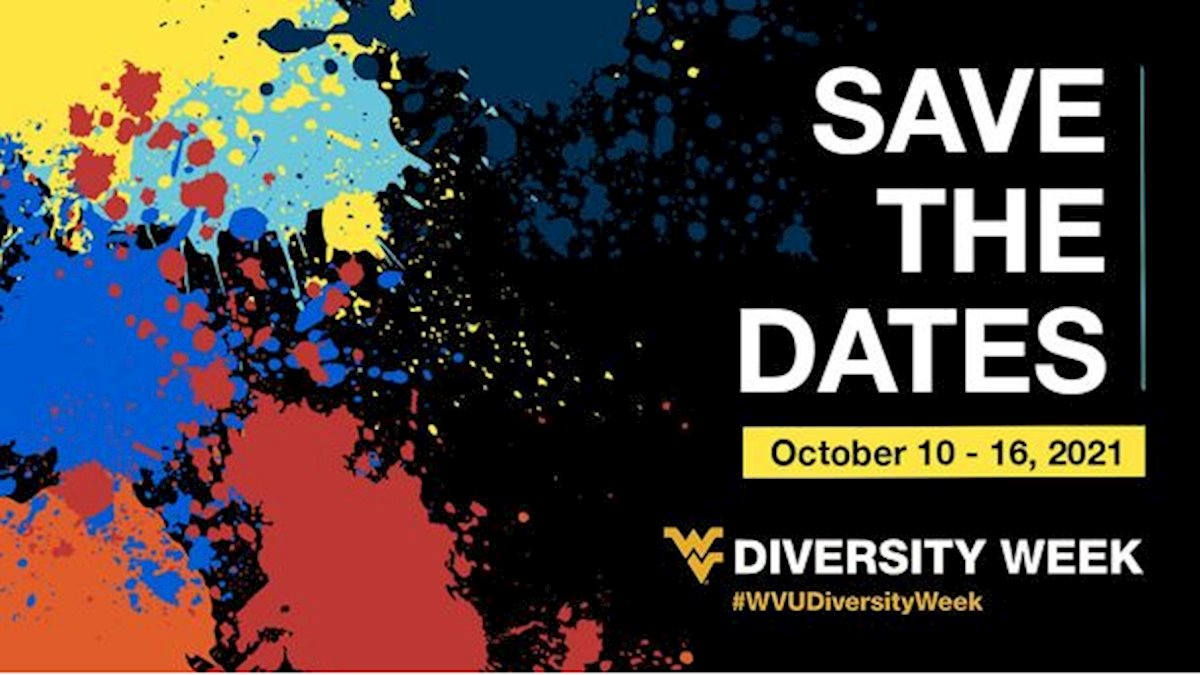 Health Sciences to host a number of events during WVU Diversity Week 2021