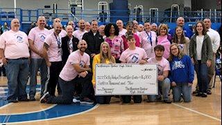 High school holds fundraiser to honor teacher, benefit WVU Cancer Institute