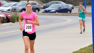 Hitting their stride: Employees among top runners at Stride 5K; photo gallery available