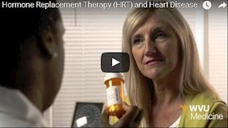Hormone replacement therapy can be good for the heart (Video)