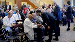 Heart and Vascular Institute highlights its past, present, and future at event